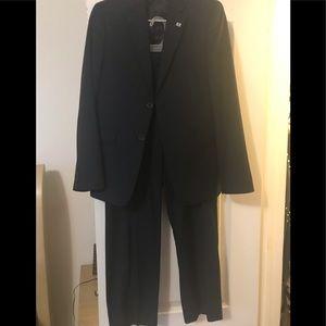 Daniel Hechter Paris navy boy 2 piece suit